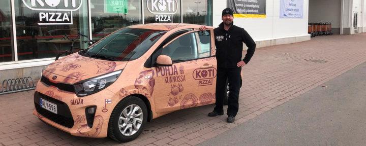 Kia Kotipizza